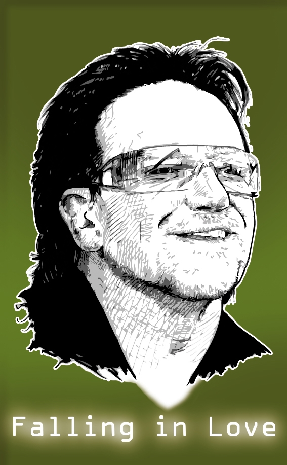 Bono by veitsberger